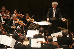 Sir Simon Rattle and The Berliner Philharmoniker (c) 2007, Chris Lee