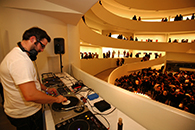 First Fridays at the Guggenheim Museum (c) 2007, Chris Lee